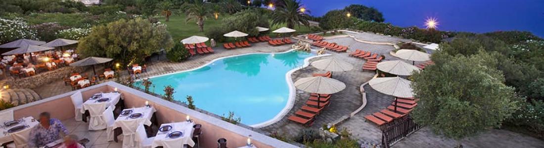 Ristorante La Terrazza - Resort Cala di Falco, Cannigione - Hotel ...
