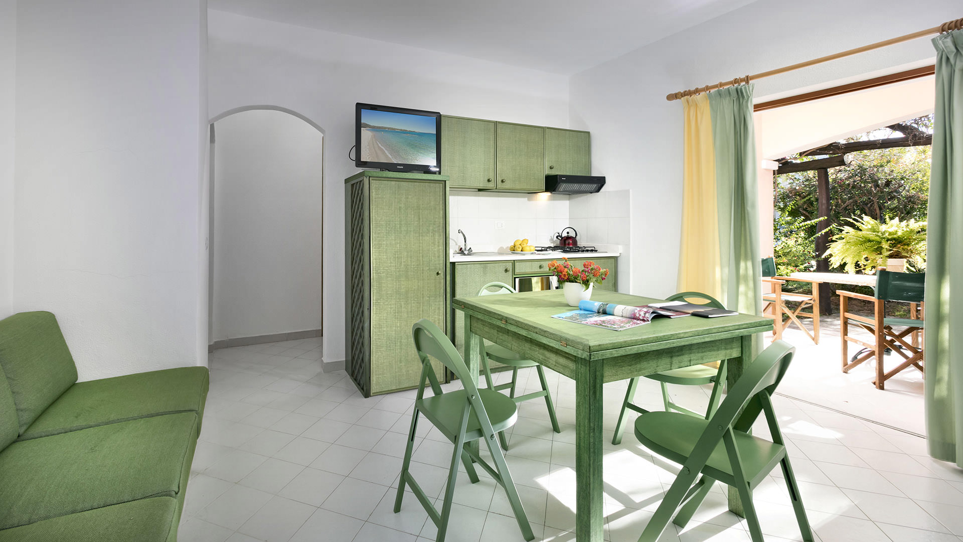 Residence Cala di Falco, Quadrilocale, Cannigione, Sardegna