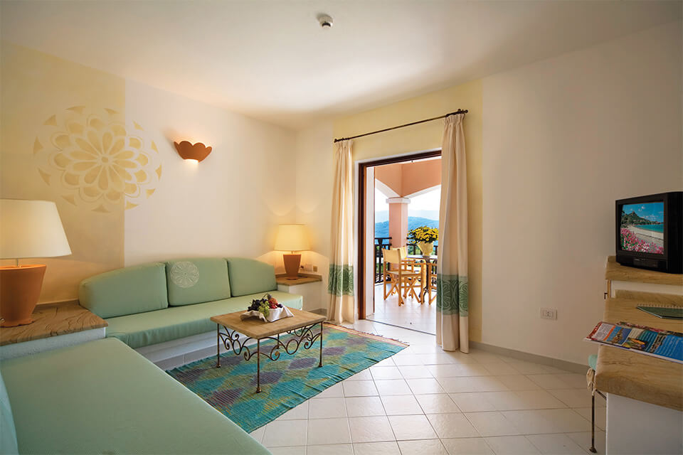 Camera Family Suite - Resort Cala di Falco - Cannigione