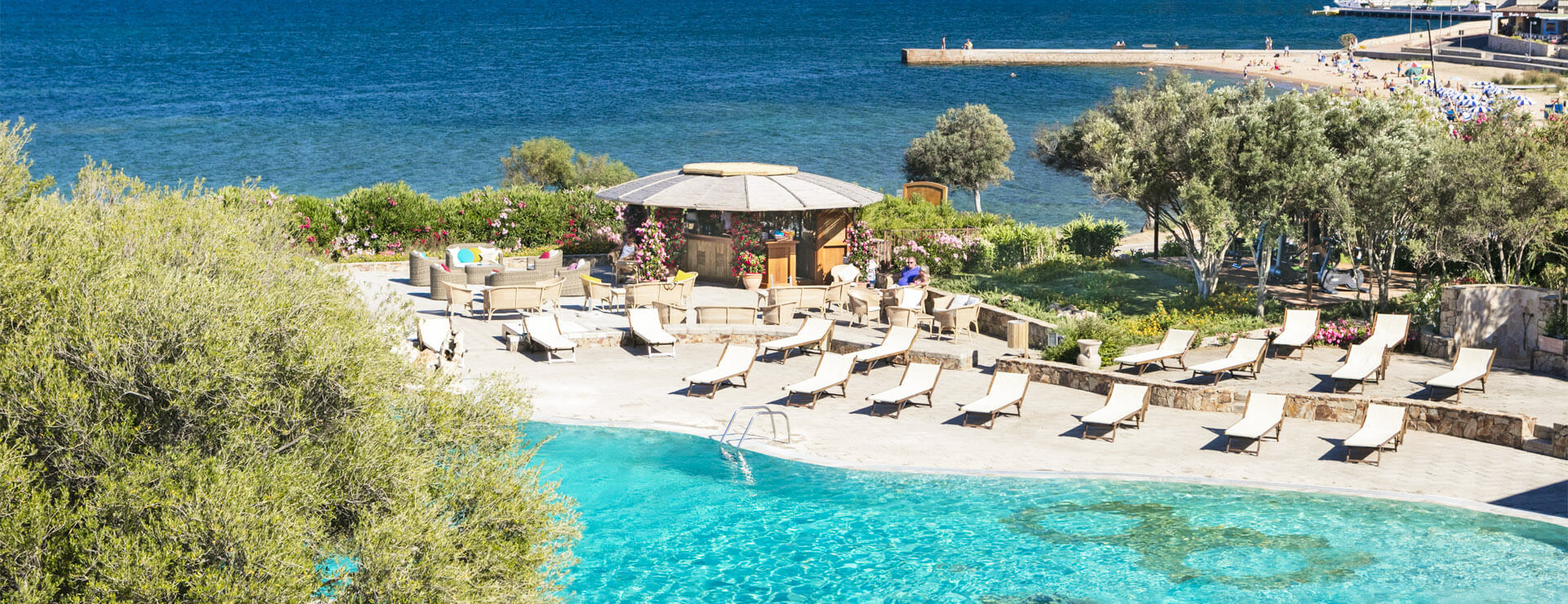 Resort Cala di Falco - Cannigione nord Sardegna