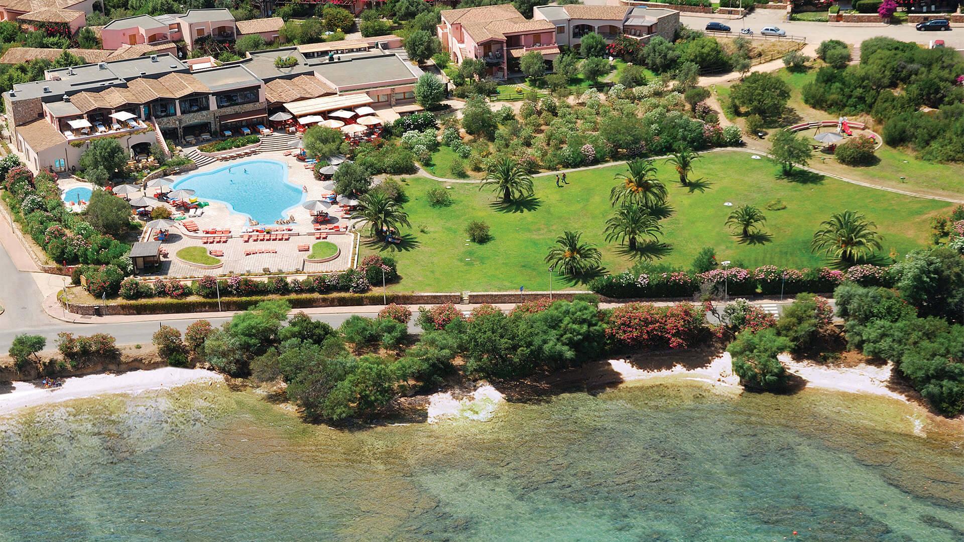 Resort Cala di Falco a Cannigione, Nord Sardegna